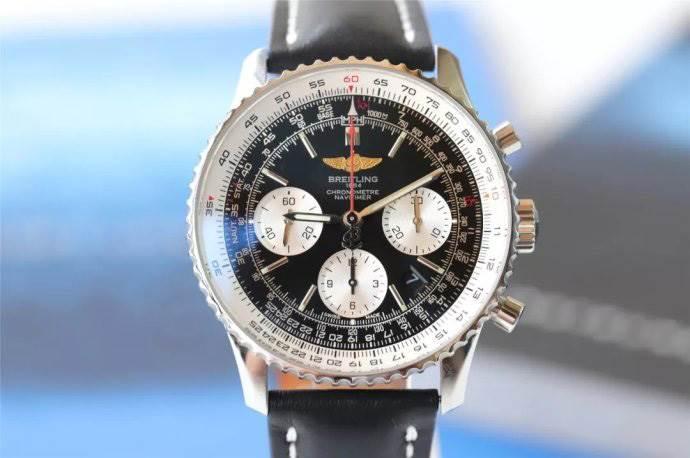 JF厂百年灵航空计时腕表做工如何-航空计时腕表 第1张
