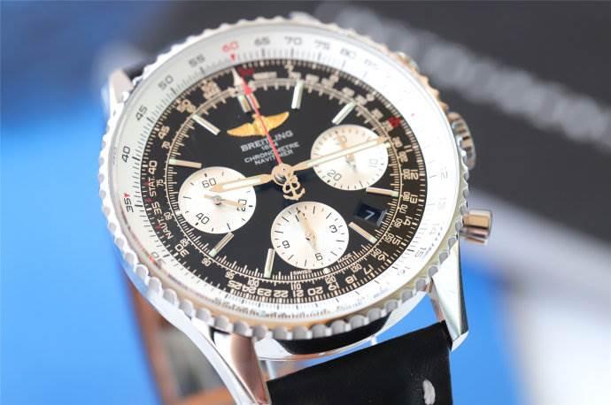 JF厂百年灵航空计时腕表做工如何-航空计时腕表 第2张