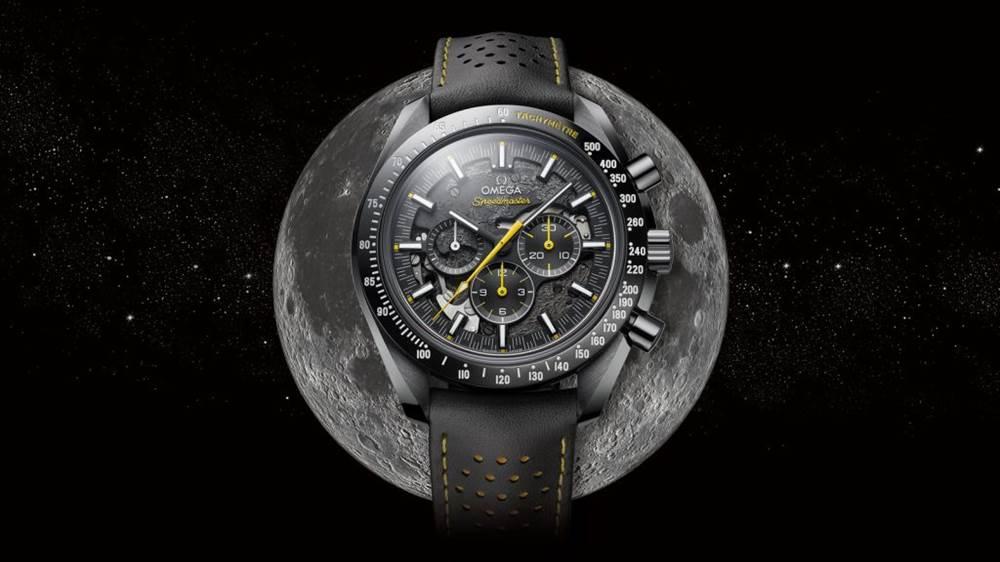 VS厂欧米茄月之暗面-超霸系列阿波罗8号复刻表 第1张