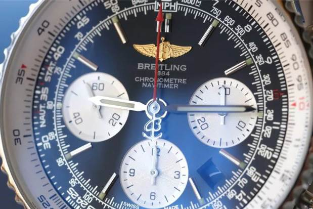 JF厂百年灵航空计时腕表做工如何-航空计时腕表 第3张