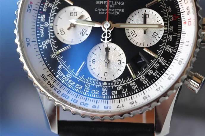 JF厂百年灵航空计时腕表做工如何-航空计时腕表 第4张