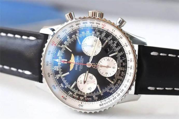 JF厂百年灵航空计时腕表做工如何-航空计时腕表 第5张