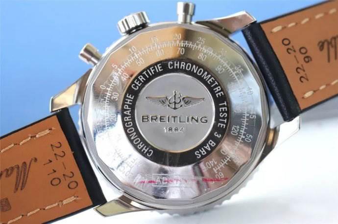 JF厂百年灵航空计时腕表做工如何-航空计时腕表 第7张