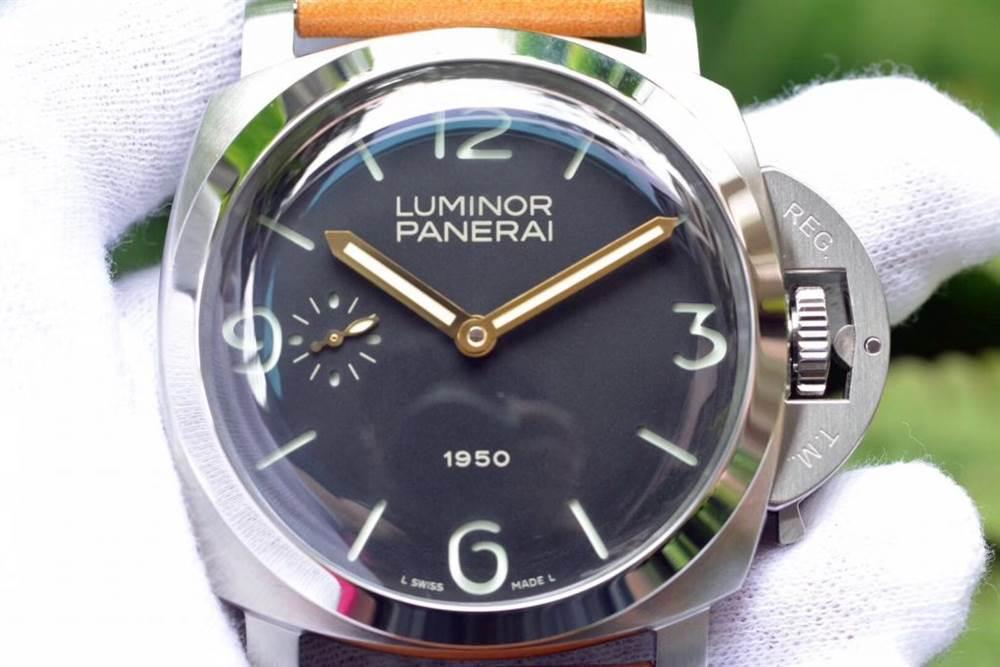 评测:XF厂沛纳海PAM127复刻表做工怎么样? 第5张