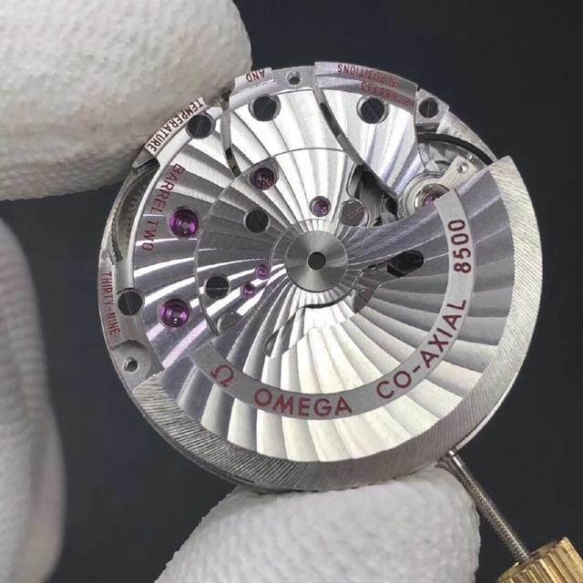 VS厂欧米茄007幽灵党-最强自研8500一体机芯 第15张