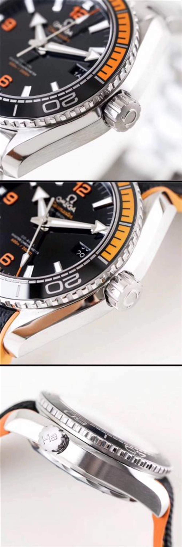 VS厂欧米茄海马海洋宇宙600「四分之一橙」终极版本复刻表评测