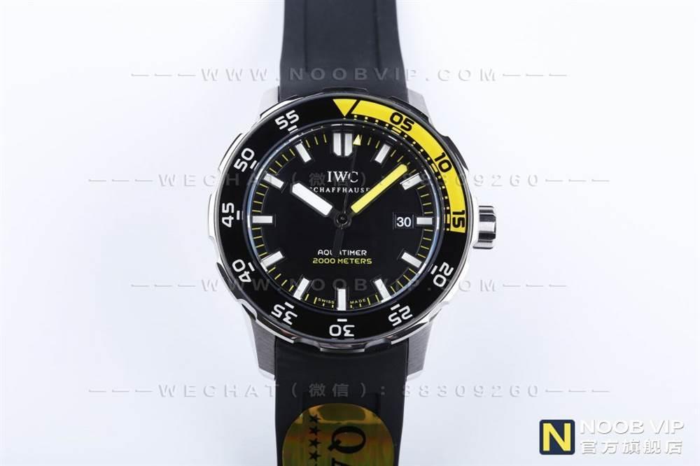 IWS万国海洋时计系列IW356802做工怎么样?