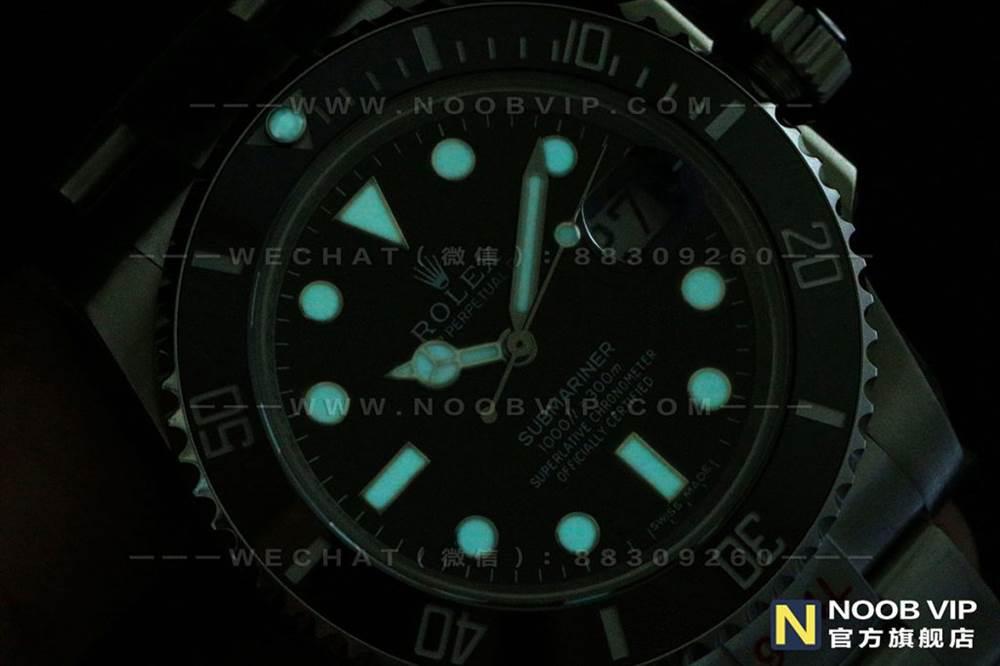 超越N厂的劳力士水鬼终于出现了-RELAX劳力士黑绿水鬼