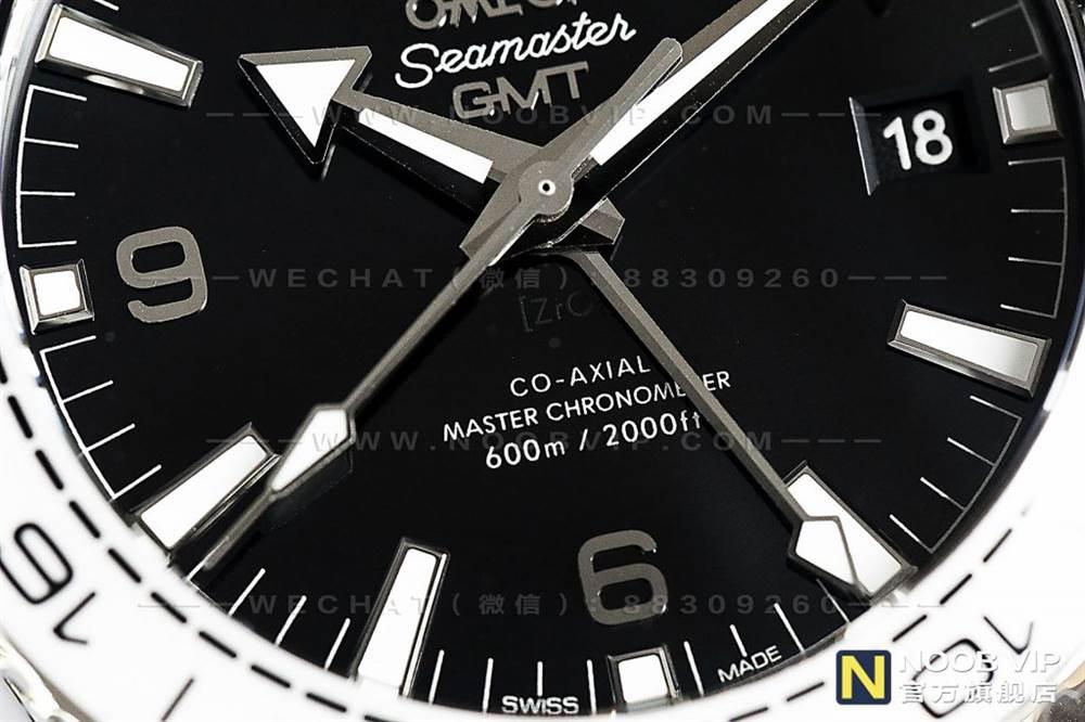 黑白配:VS厂海马600米「熊猫圈」复刻表怎么样? 第10张