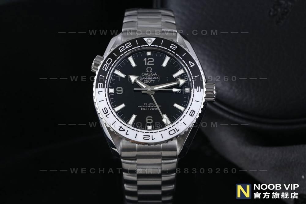 VS厂欧米茄海马海洋宇宙600GMT熊猫圈复刻表评测 第5张