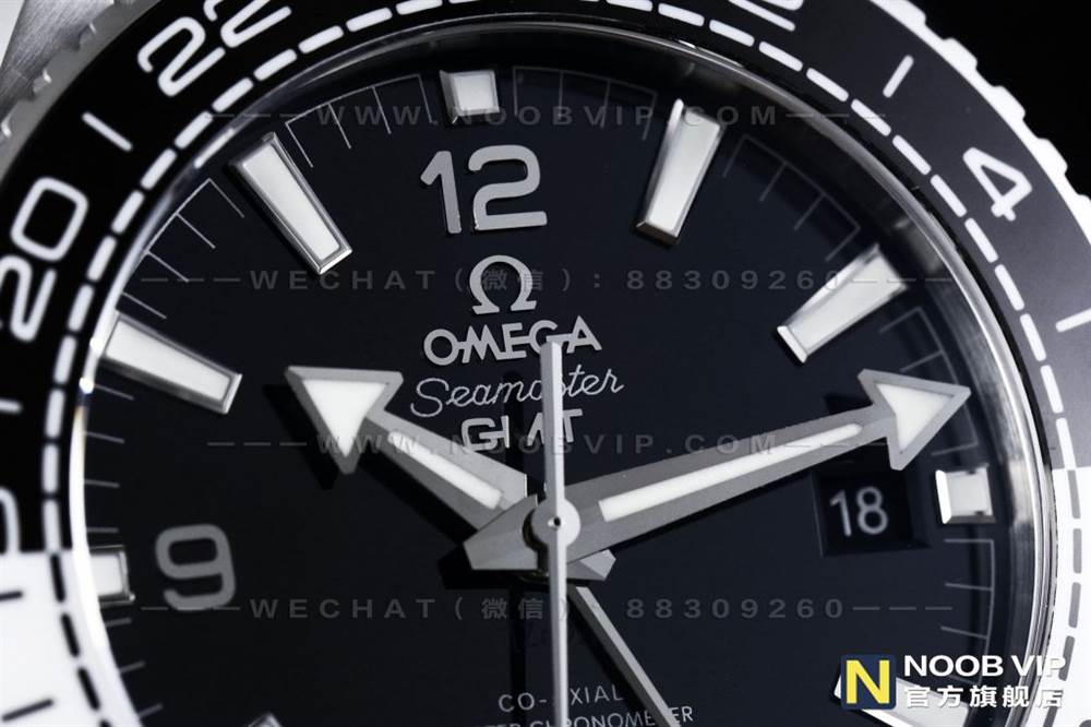 VS厂欧米茄海马海洋宇宙600GMT熊猫圈复刻表评测 第6张