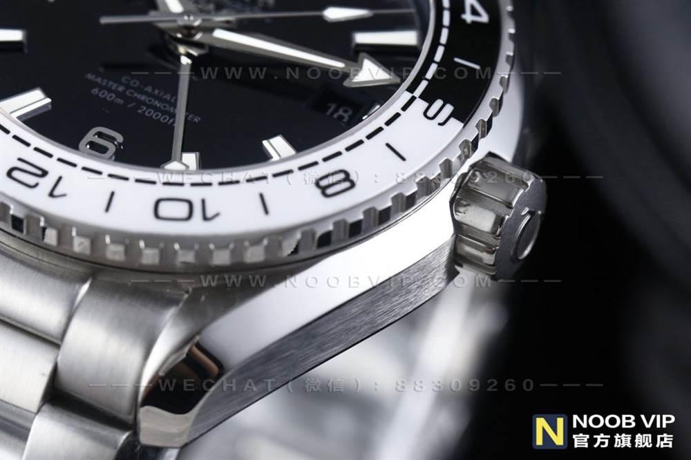 VS厂欧米茄海马海洋宇宙600GMT熊猫圈复刻表评测 第9张