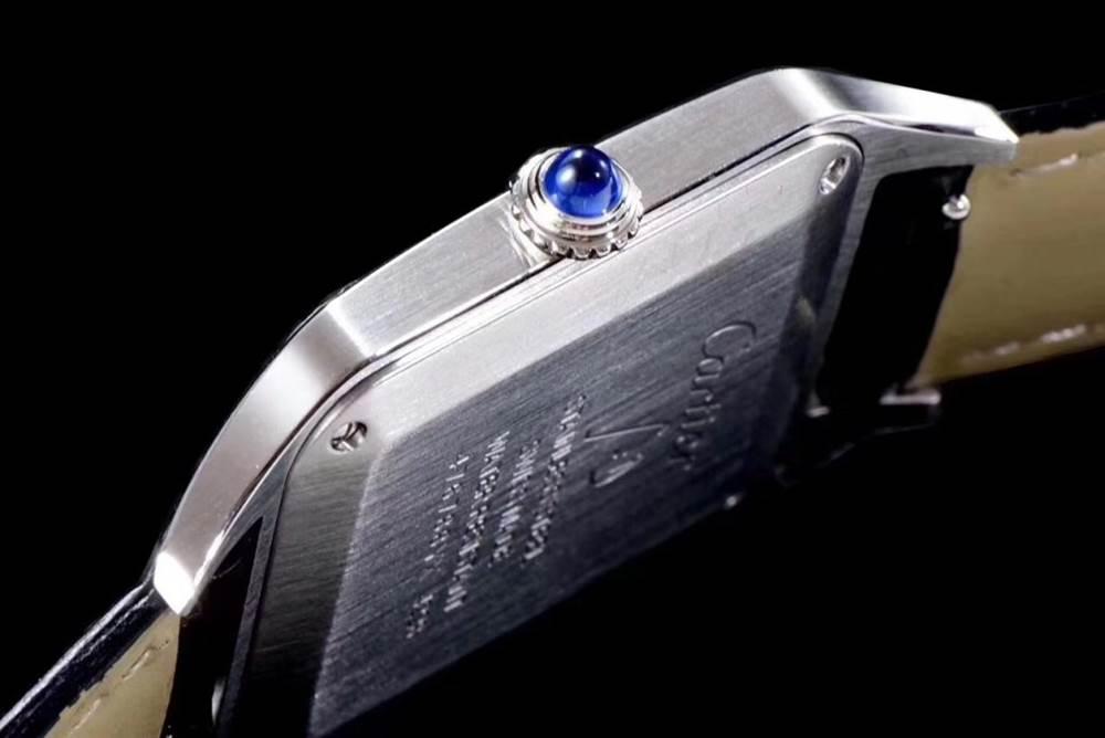 XF厂最新最薄最轻-XF厂卡地亚山度士V2升级版复刻表 第5张