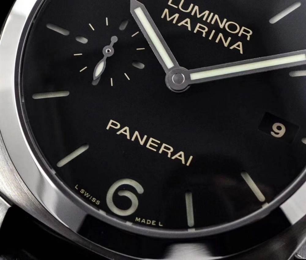 XF厂沛纳海PAM392复刻表「小号312」新品首发