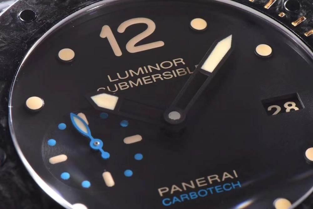 XF厂沛纳海PAM616锻造碳复刻表-新品首发