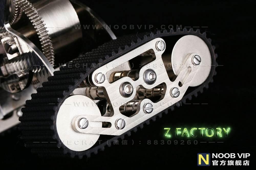 ZF厂小机器人时钟复刻版「Sherman」机械时钟MB&F与L'Epée 1839