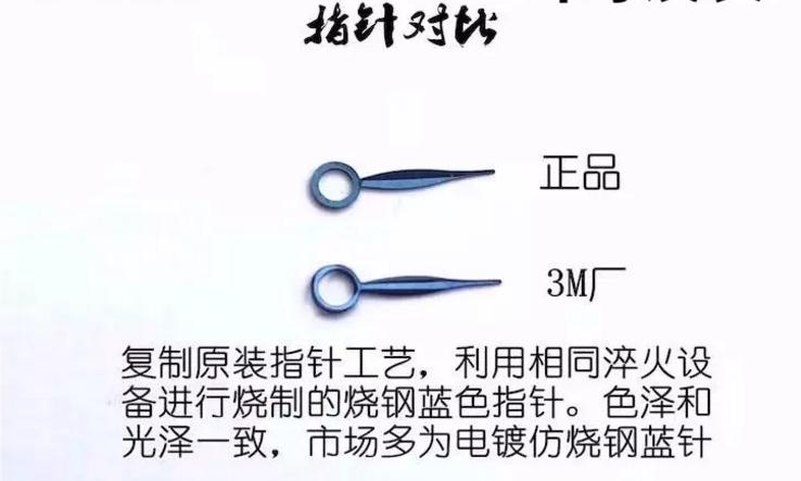 3M厂浪琴复刻表和GS厂浪琴八针月相对比哪个更好?