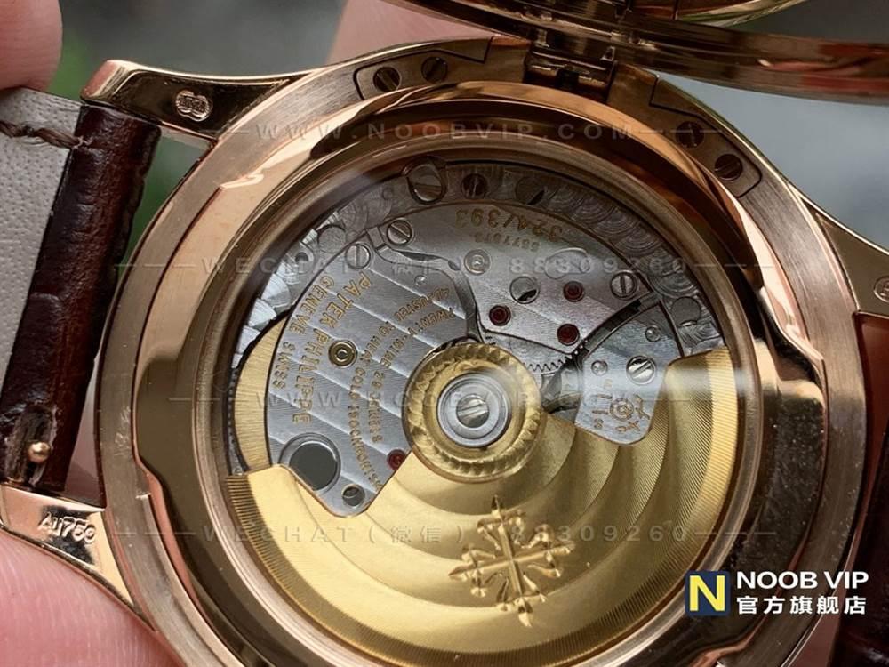 新的传奇:ZF厂百达翡丽古典表「可翻转底盖」5277R复刻表