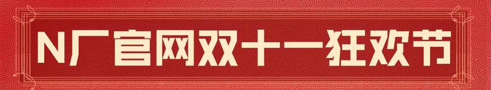 N厂官网双十一狂欢节
