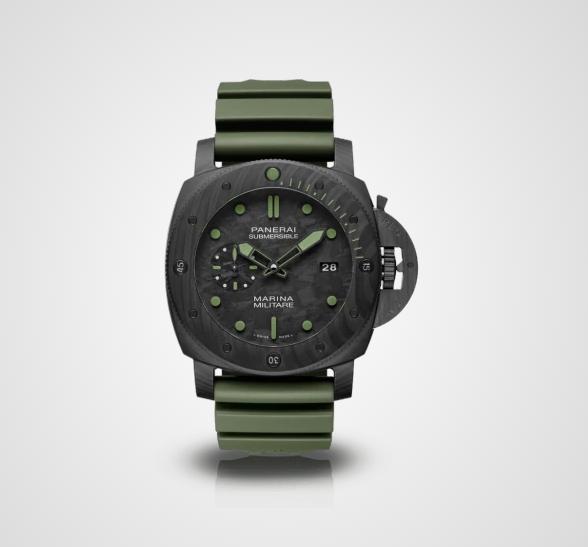 VS厂沛纳海961腕表评测「军迷首选」VS厂PAM961绿海王做工如何