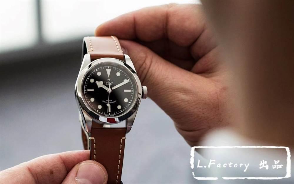 LF厂帝舵复刻表「商务表潜水」假日出行要帅气Tudor-M79540评测对比正品
