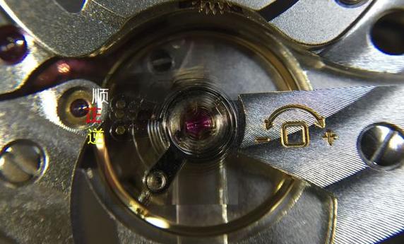 机械手表的误差调节,调整机械手表的偏振和日差