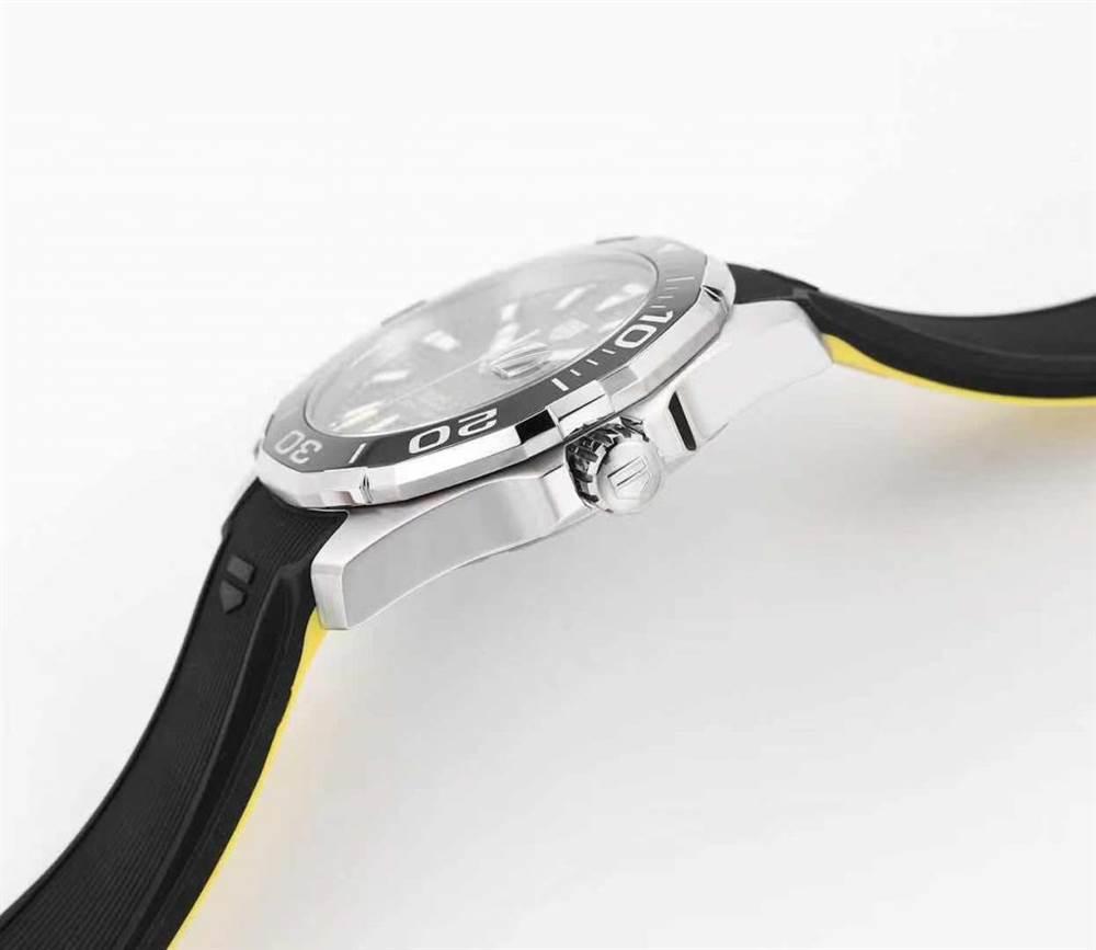 V6厂泰格豪雅竟潜300男士机械43mm腕表评测