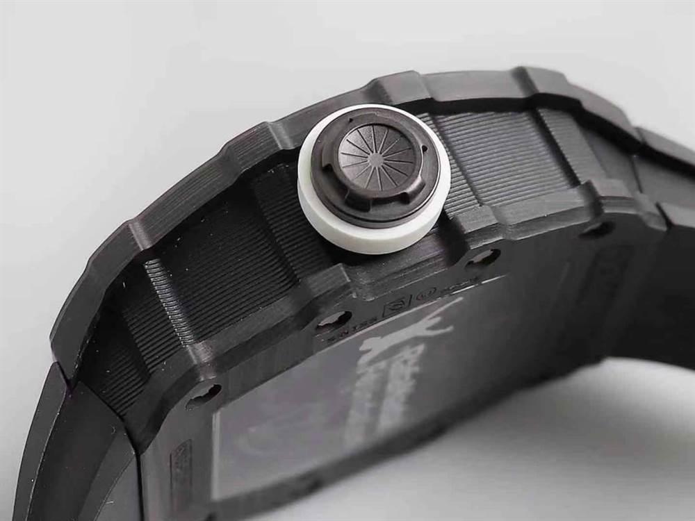 KV厂理查德米勒RM-35碳纤维腕表V3升级版-新品首发