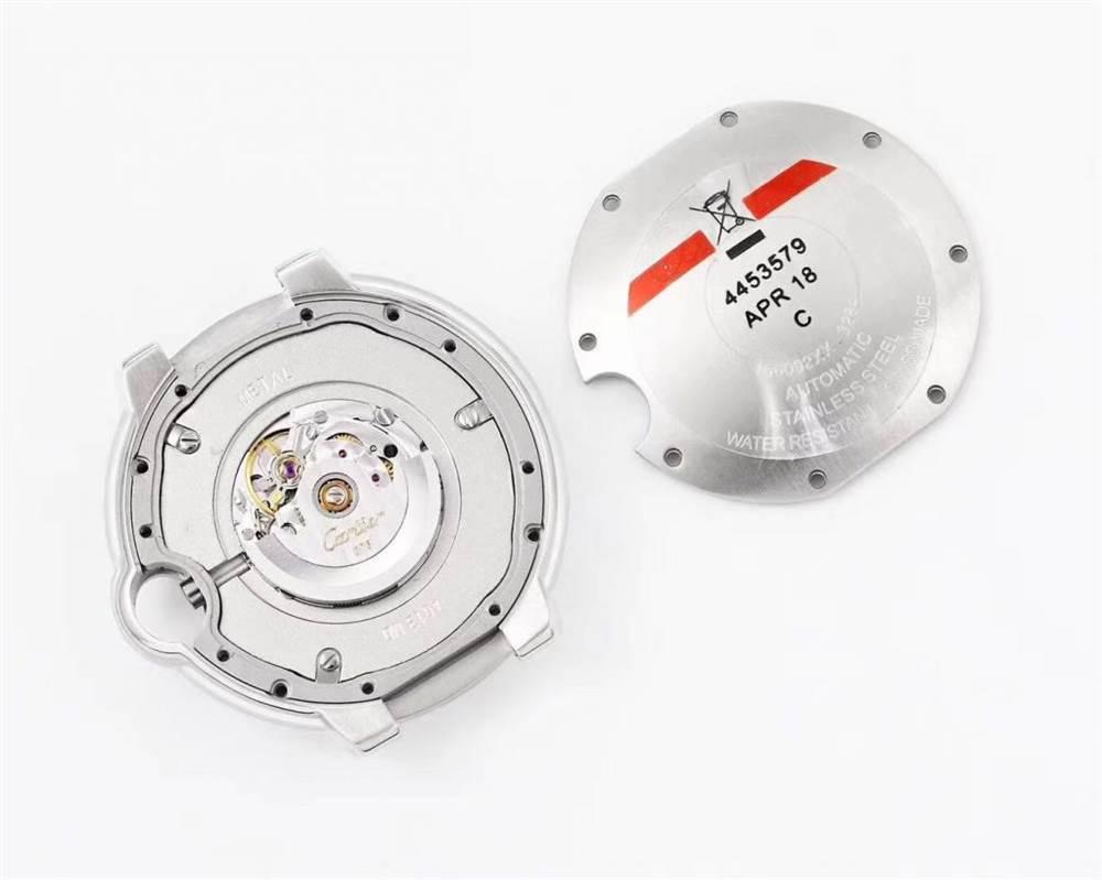 V6厂卡地亚蓝气球33mm和36mm系列腕表评测-全新神器再度来袭