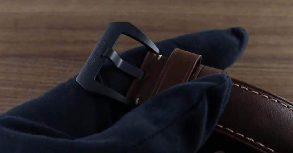 VS厂沛纳海661「碳纤维的魅力」44mm小号沛纳海复刻表详解