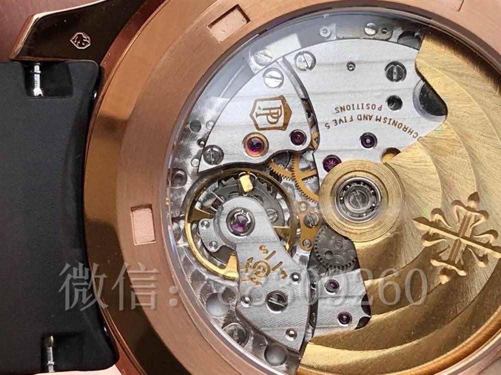 3K厂百达翡丽手雷复刻表评测-市场最强手雷复刻表
