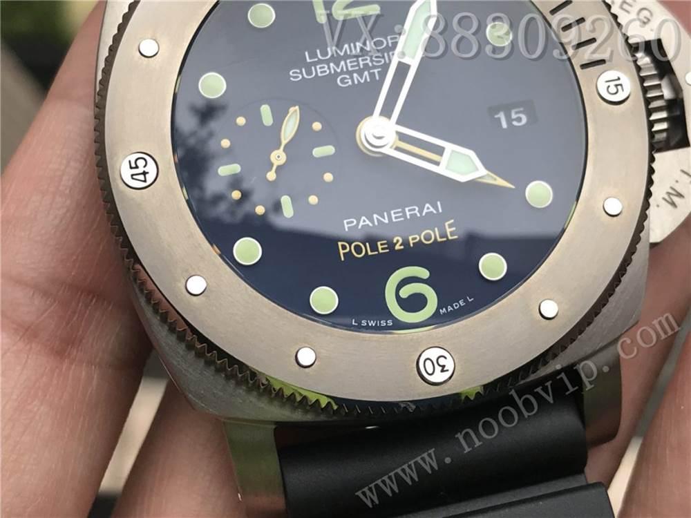 VS厂沛纳海PAM00719复刻表v3版实拍详细评测