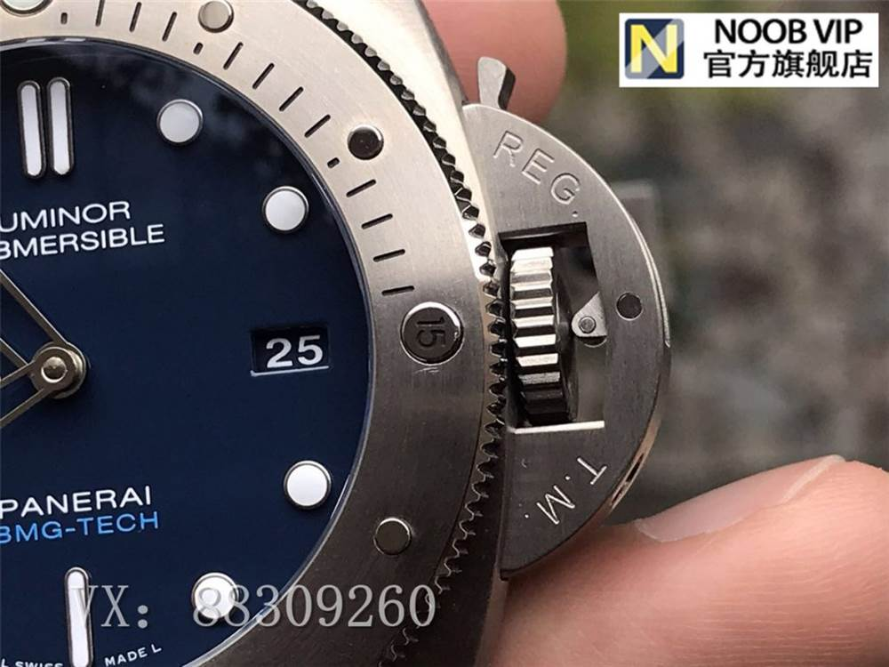 VS厂复刻沛纳海pam692钛金属腕表独家实拍评测