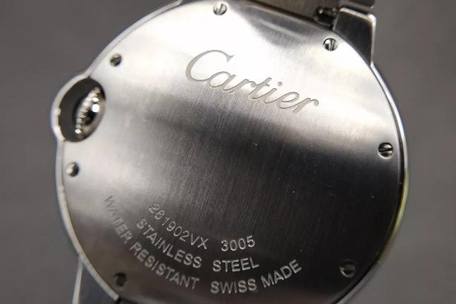 V6厂卡地亚蓝气球复刻表怎么分辨,能过专柜吗?V4版好还是V5版