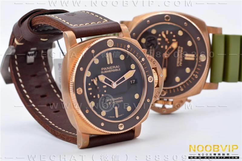 VS厂沛纳海SUBMERSIBLE青铜之王968复刻表新品上市-爆款推荐