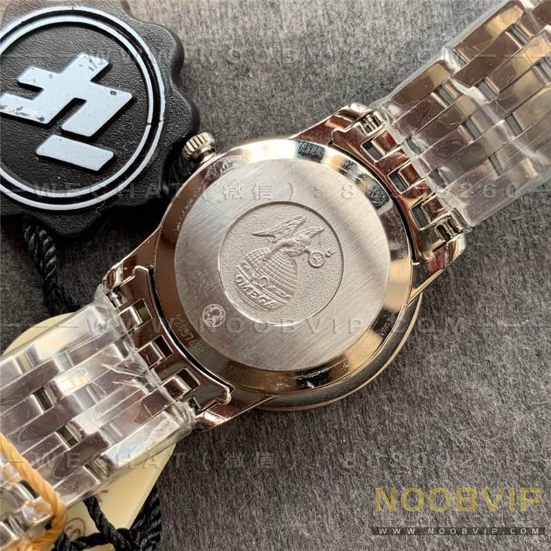 ZF厂欧米茄蝶飞典雅系列27.4mm女士石英复刻表评测插图8