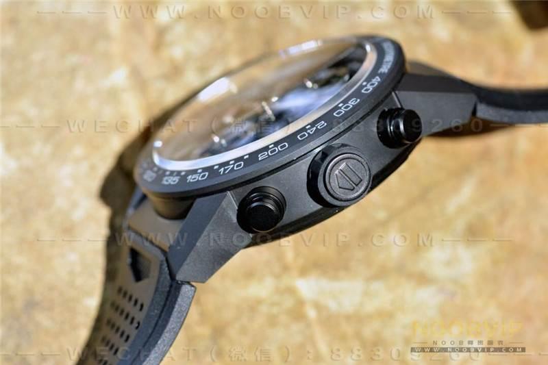 XF厂压轴之作-XF厂卡莱拉43mm陶瓷黑骑士复刻表评测