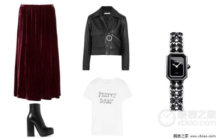 BV厂Chanel香奈儿Premiere中古黑金系列女士复刻表评测-时尚女表