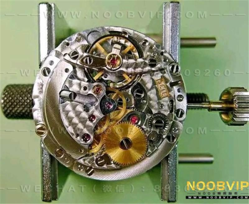 N厂劳力士V10水鬼2836机芯和3135机芯如何辨别