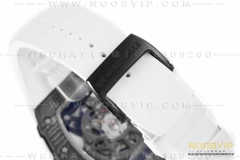 ZF厂Richard Mille理查德米勒RM035-2腕表评测-携手ABD改装NTPT碳纤维V3完美版