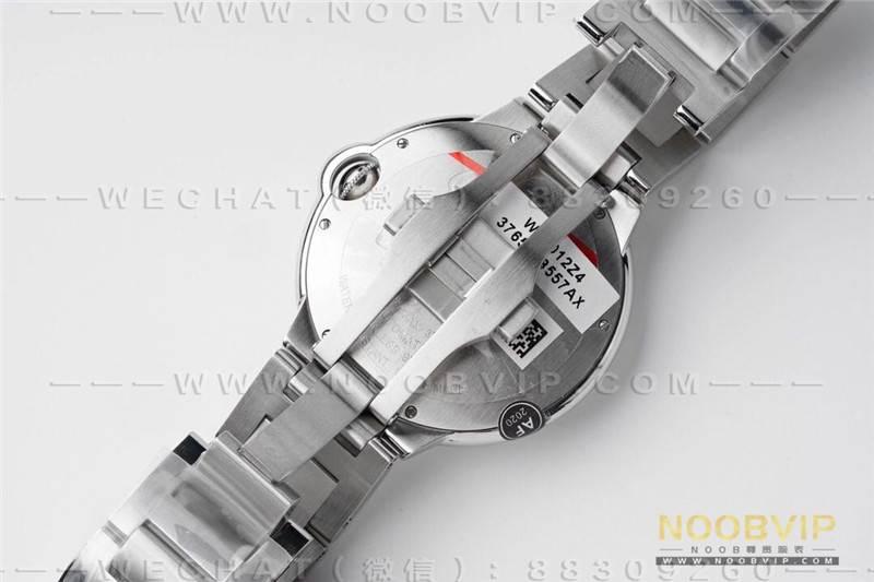 AF厂卡地亚2020新款蓝气球42mm腕表对比正品评测