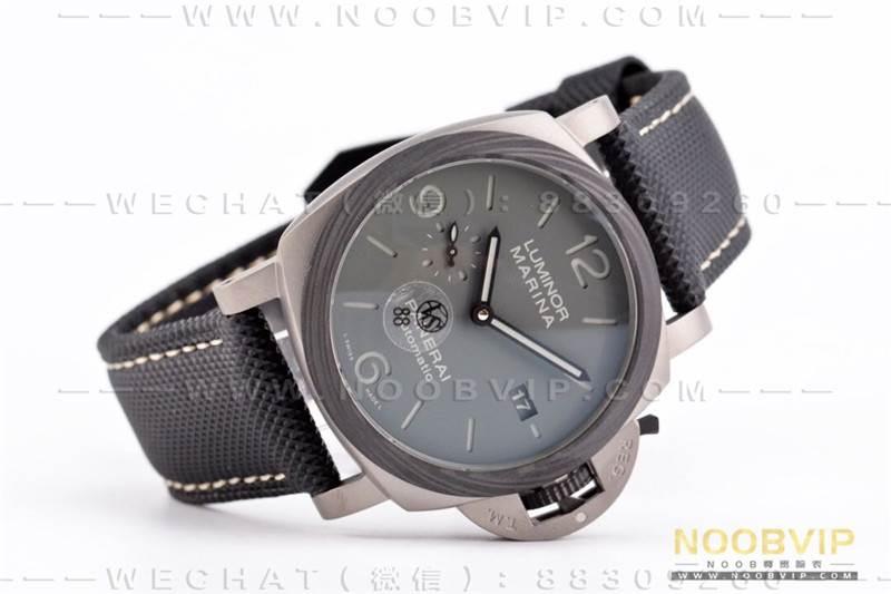 VS厂沛纳海pam1662烟灰色钛壳腕表评测
