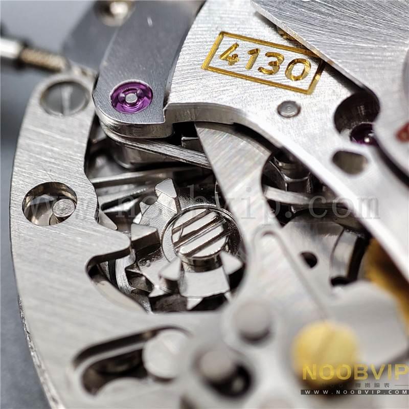 N厂劳力士迪通拿m116518ln-0042金盘胶带腕表实拍评测插图44