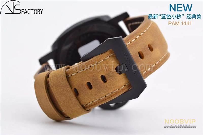 VS厂沛纳海pam1441陶瓷腕表评测