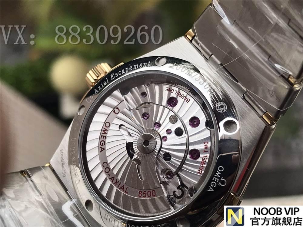 VS厂欧米茄星座腕表的做工怎么样