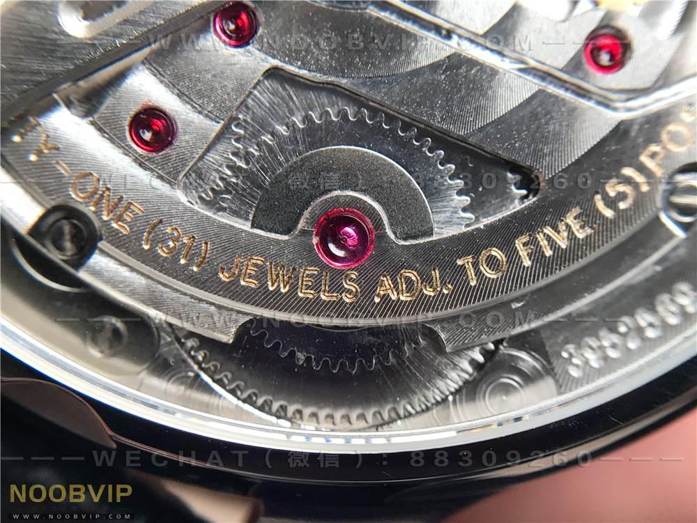 ZF厂万国葡七V5版质量怎么样,机芯稳定吗