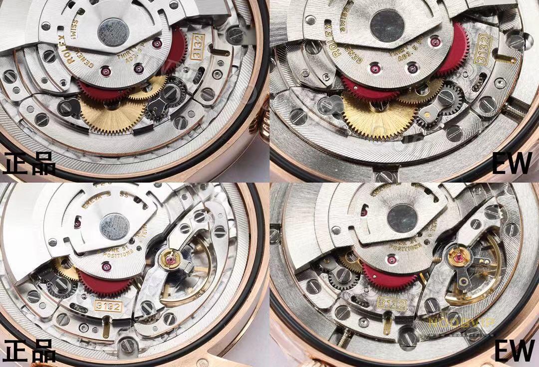 EW厂劳力士39mm切利尼M50505男士正装腕表详细评测