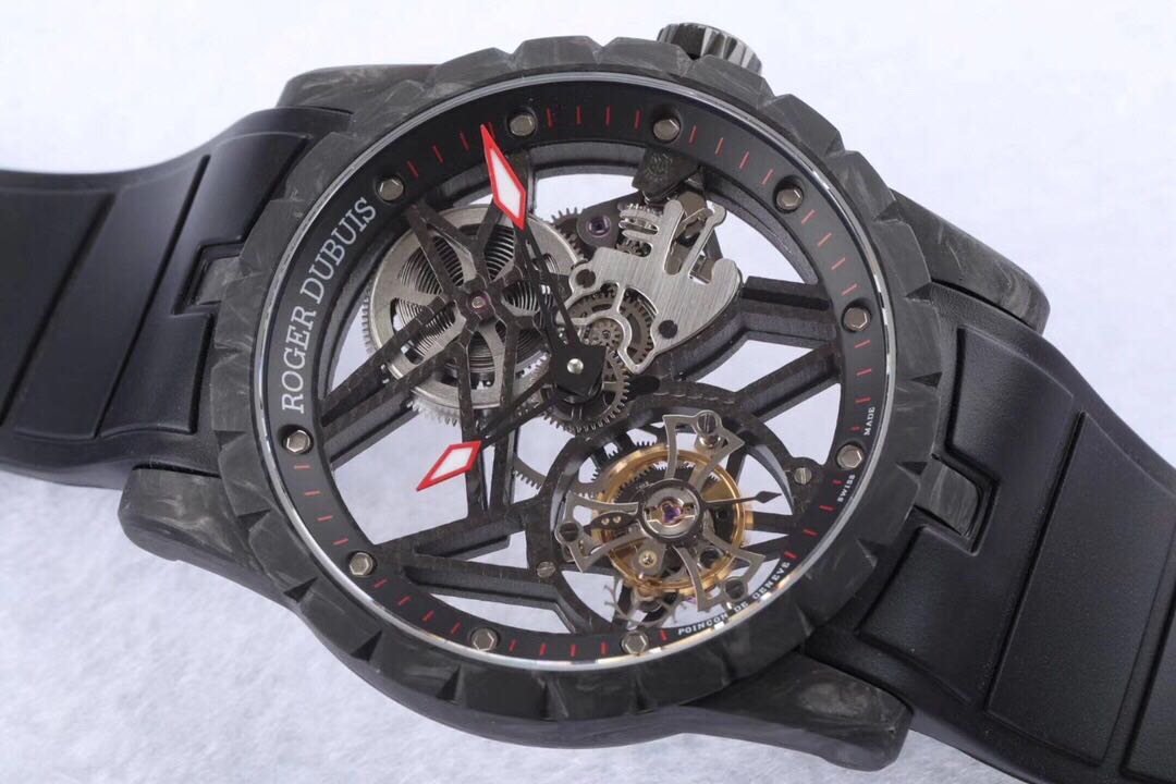 BBR厂罗杰杜彼陀飞轮腕表做工怎么样,陀飞轮机芯返修率怎么样