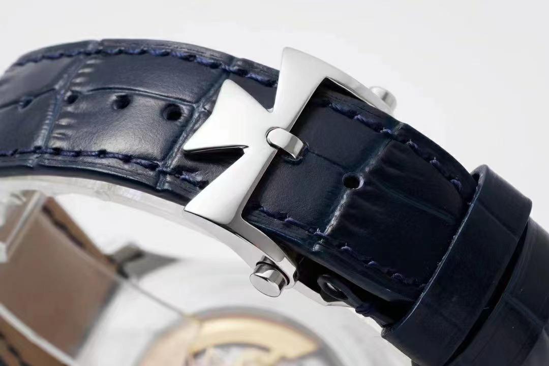 ZF厂江诗丹顿伍陆之型4000E月相腕表值不值得入手