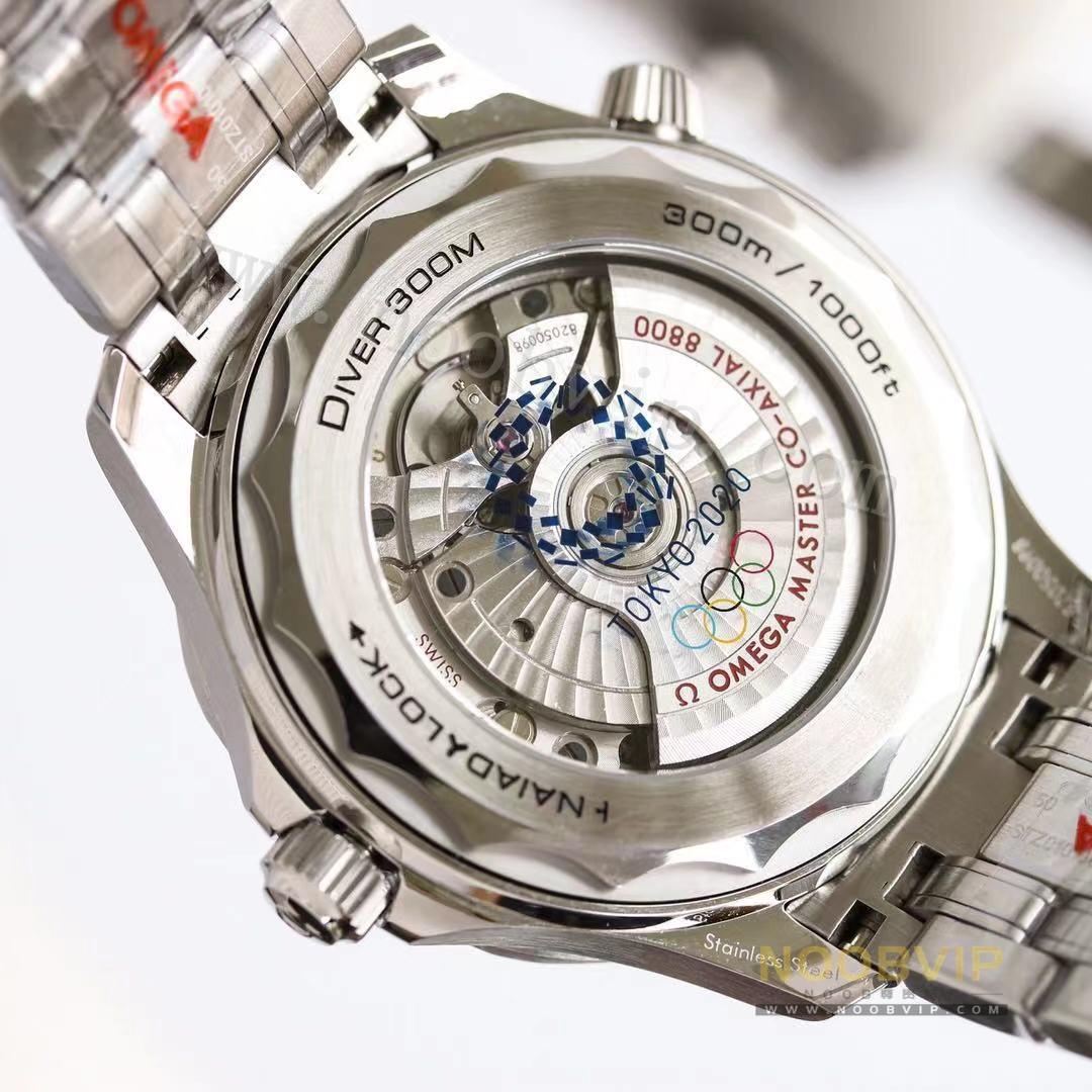 OR厂欧米茄海马300米2020年东京奥运会限量腕表评测